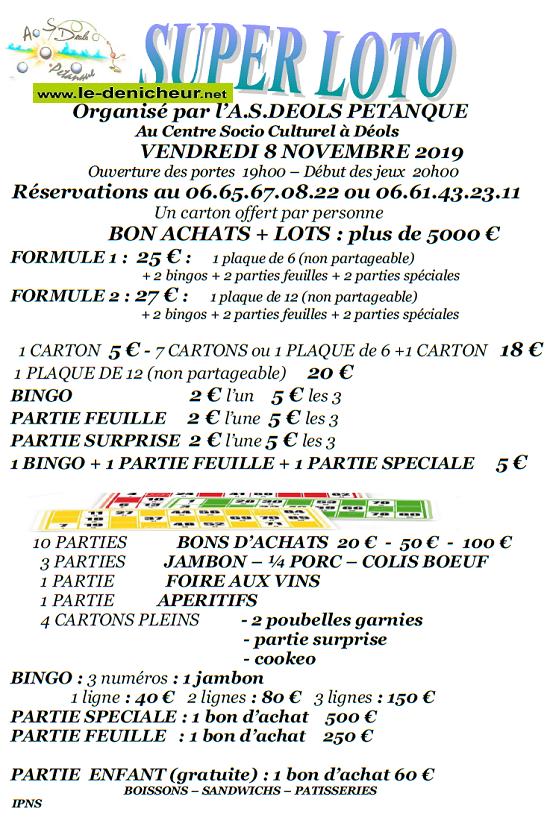 w08 - VEN 08 novembre - DEOLS - Loto de la pétanque .* 11-08_10
