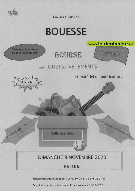 k08 - DIM 08 novembre - BOUESSE - Bourse aux jouets et vêtements * 11-08_22