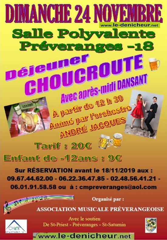 w24 - DIM 24 novembre - PREVERANGES - Déjeuner dansant avec André Jacques */ 11-24_36