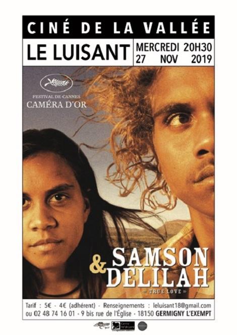 w27 - MER 27 novembre - GERMIGNY L'EXEMPT - Sanson & Dalilah (cinéma)*/ 11-27_10