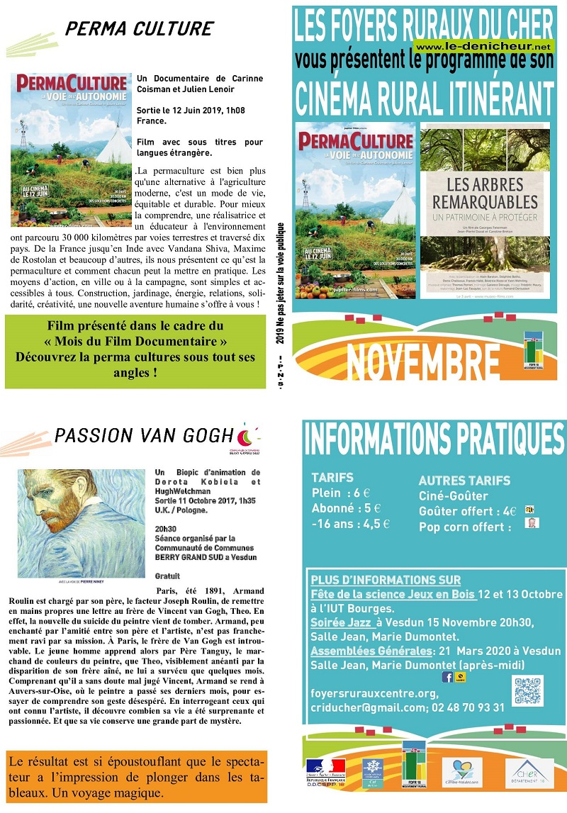 w19 - MAR 19 novembre - ST-PALAIS - Cinéma Rural Itinérant 11-fr10