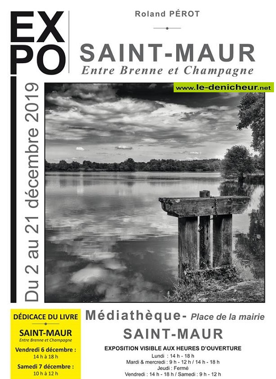x02 - Du 2 au 21 décembre - ST-MAUR - Exposition photos */ 12-02_42