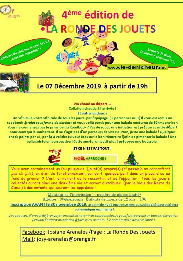 x07 - SAM 07 décembre - SUD CHATEAUROUX - La Ronde des Jouets */ 12-07_11