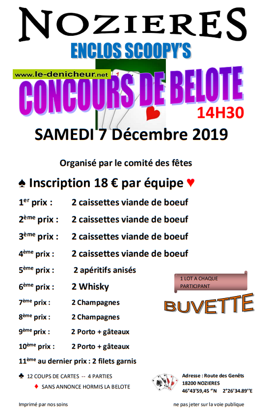 x07 - SAM 07 décembre - NOZIERES - Concours de belote .*/ 12-07_13