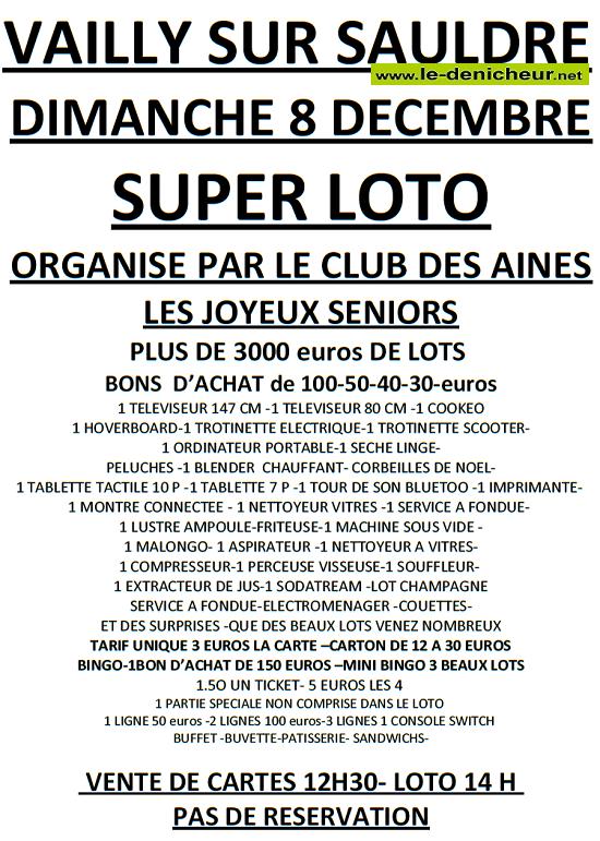 x08 - DIM 08 décembre - VAILLY /Sauldre - Loto des Club des Aînés 12-08_25