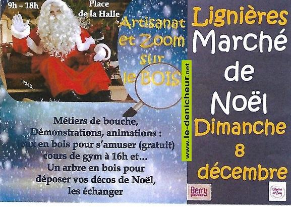 x08 - DIM 08 décembre - LIGNIERES - Marché de Noël * 12-08_33