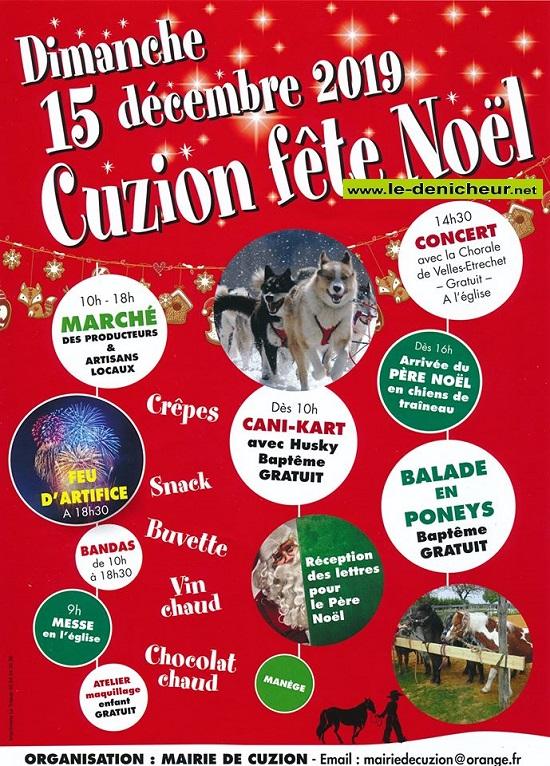 x15 - DIM 15 décembre - CUZION - Marché de Noël * 12-15_39