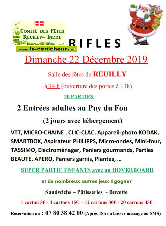 x22 - DIM 22 décembre - REUILLY - Loto du comité des fêtes */ 12-22_17