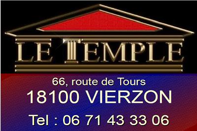VIERZON - LE TEMPLE - Discothèque - Dancing  40011