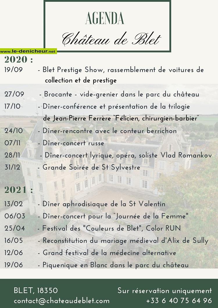 l31 - JEU 31 décembre - BLET - Grande Soirée de St-Sylvestre  Agenda10