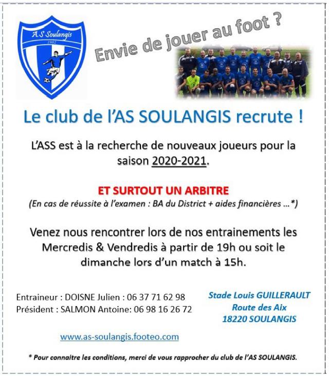 SOULANGIS (18) - L'AS Soulangis recrute (saison 2020-2021) Sans_t54