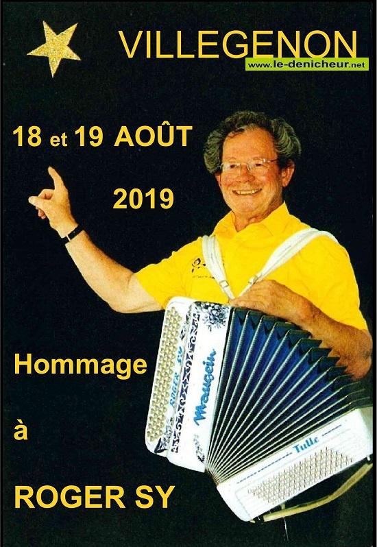 t18 - DIM 18 août - VILLEGENON - Hommage à Roger Sy */ Sy_der10