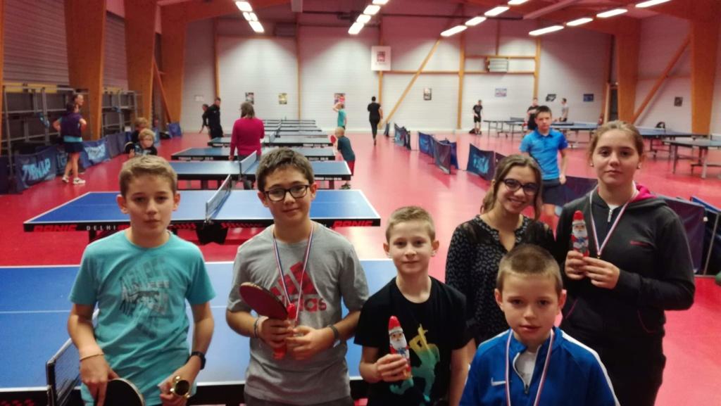 tournoi loisir  de Noël : Résultats Receiv14