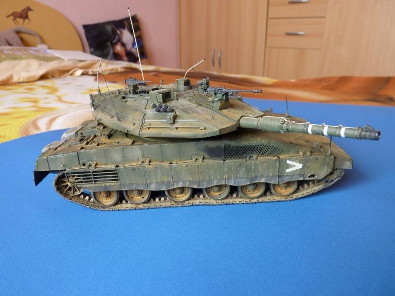MERKAVA  Mk IV  IDF - Page 3 P1000711