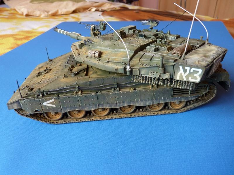 MERKAVA  Mk IV  IDF - Page 3 P1000713