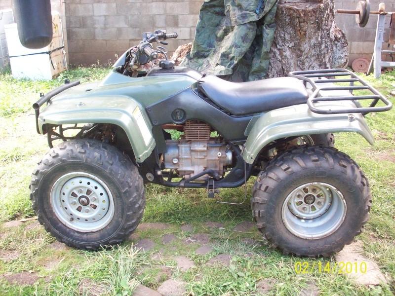 2000 Honda Recon 250