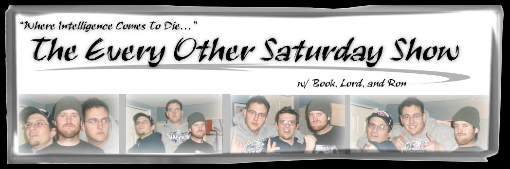 The Every Other Saturday Show