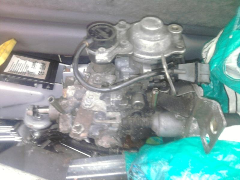 Pb de démarrage à froid sur 2.5 diesel - Page 2 Photo045