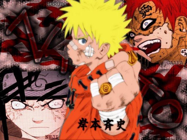 Naruto my fave pics N2810