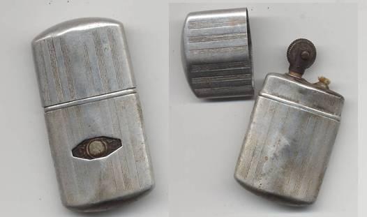 essence - Briquets essence en aluminium Alu310