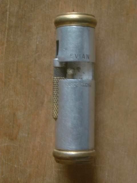 essence - Briquets essence en aluminium Flamid11