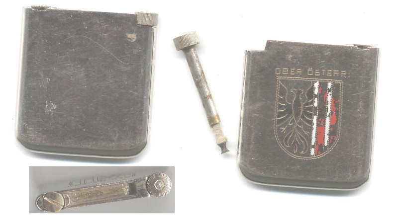 allumage - Briquets à allumage méche ou cigarette particulier Fricti10