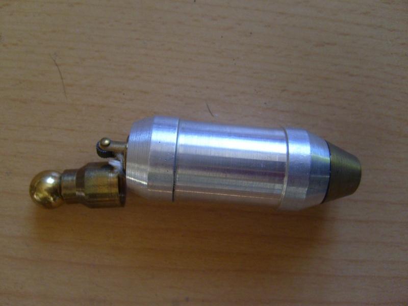 essence - Briquets essence en aluminium S7000014