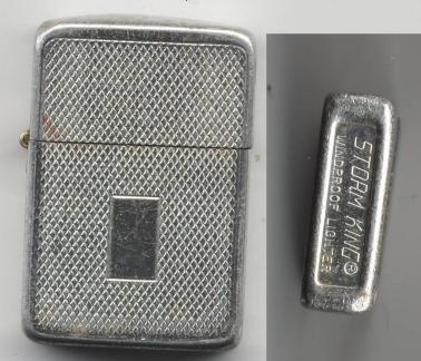 essence - Briquets essence en aluminium Storm10