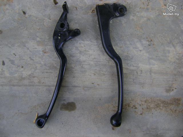 ( wts) brek & clutch lever ori untuk yamaha lc13 Brek10