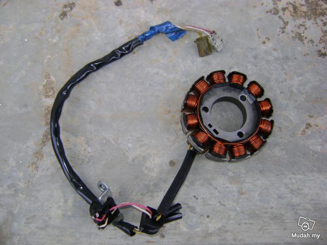 ( wts )magnet 1set untuk motor lc135 Magnet10