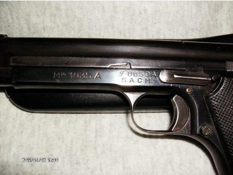 pistolet SACM 1935A Sacm10