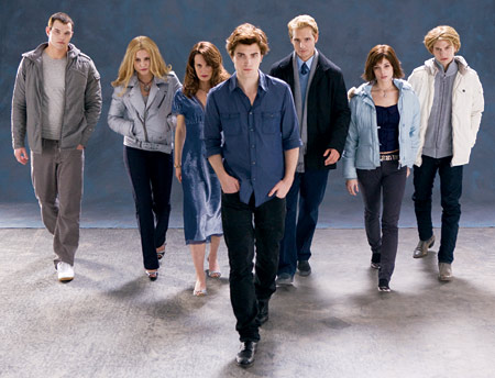 Twilight - Adapté de Fascination de Stephenie Meyer - Réalisé par Catherine Hardwicke Les_cu12