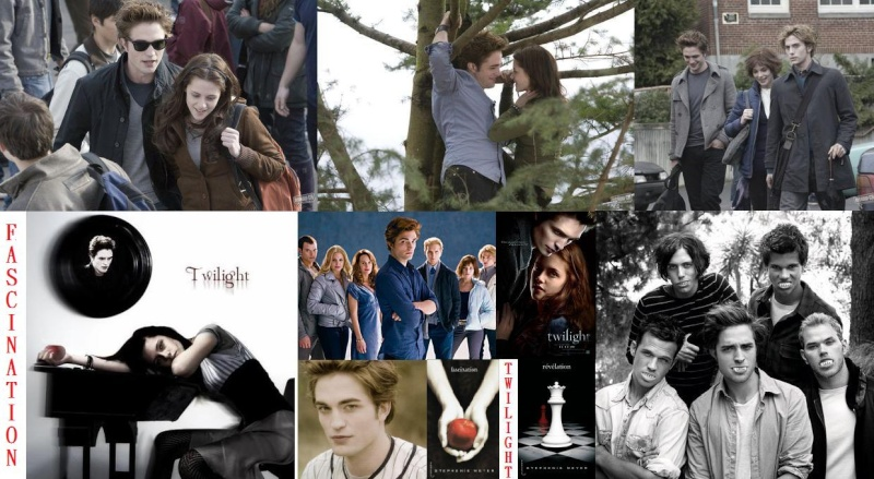 Twilight - Adapté de Fascination de Stephenie Meyer - Réalisé par Catherine Hardwicke Twilig16