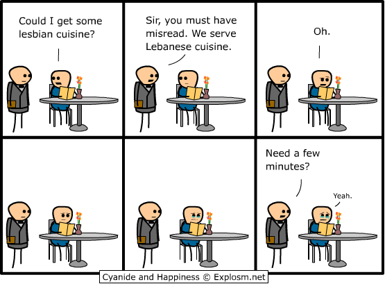 Cyanide and Happiness ! 12325811