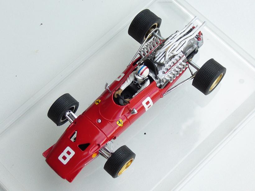 Ferrari 312 F1 P1170315