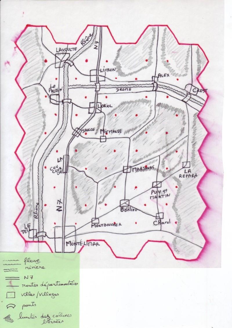 campagne RoE : bataille de Montélimar, 23-29 août 1944 Campag10