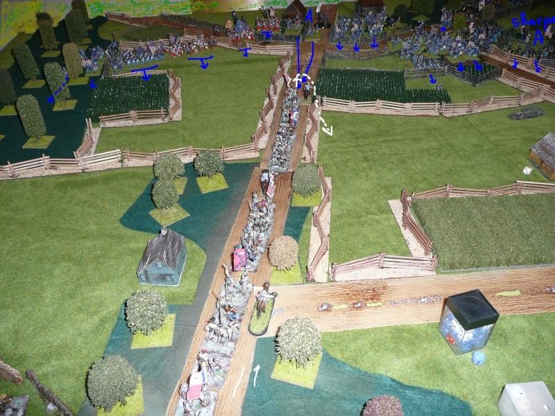 nouvelle bataille à Boonsboro, 14 septembre 1862 après midi (tour 8) P1040012