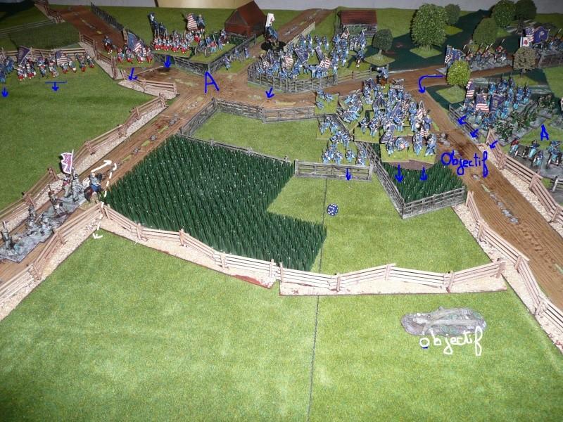 nouvelle bataille à Boonsboro, 14 septembre 1862 après midi (tour 8) P1040013