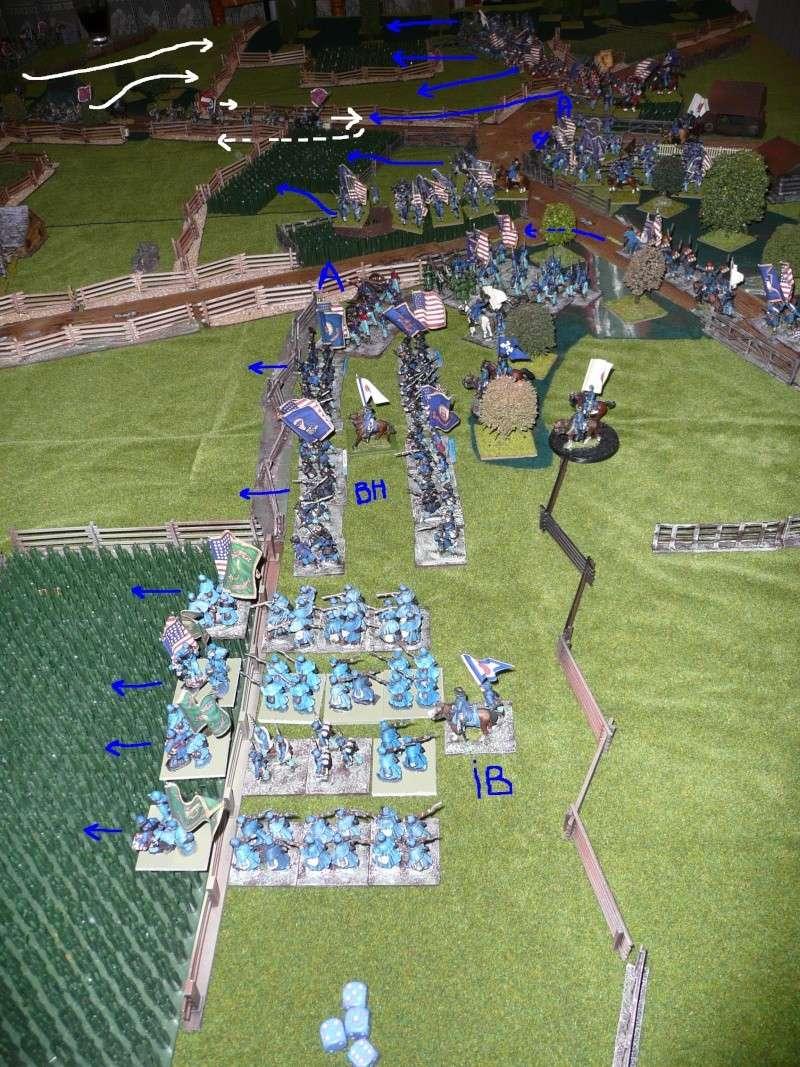 nouvelle bataille à Boonsboro, 14 septembre 1862 après midi (tour 8) P1040014