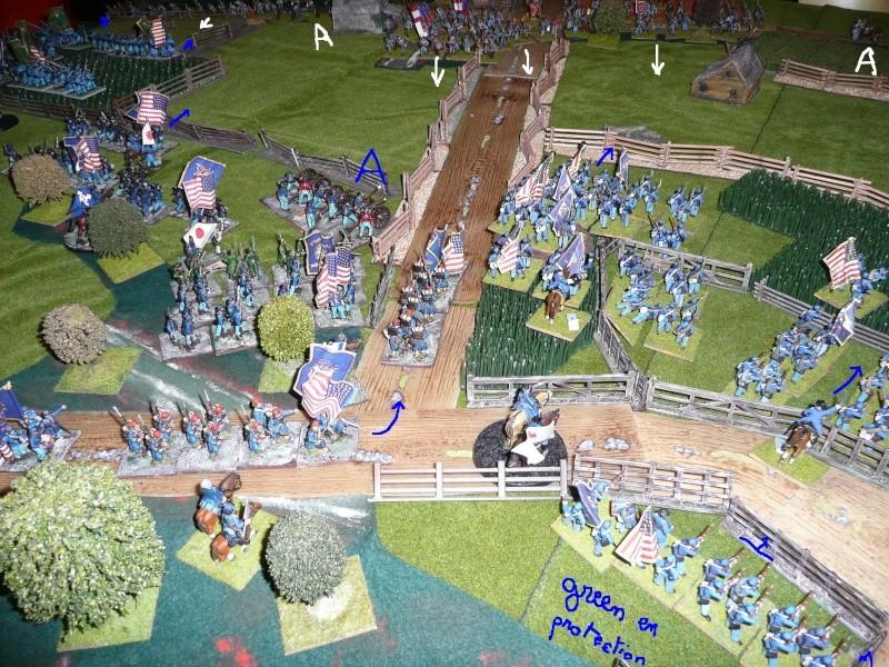 nouvelle bataille à Boonsboro, 14 septembre 1862 après midi (tour 8) P1040114