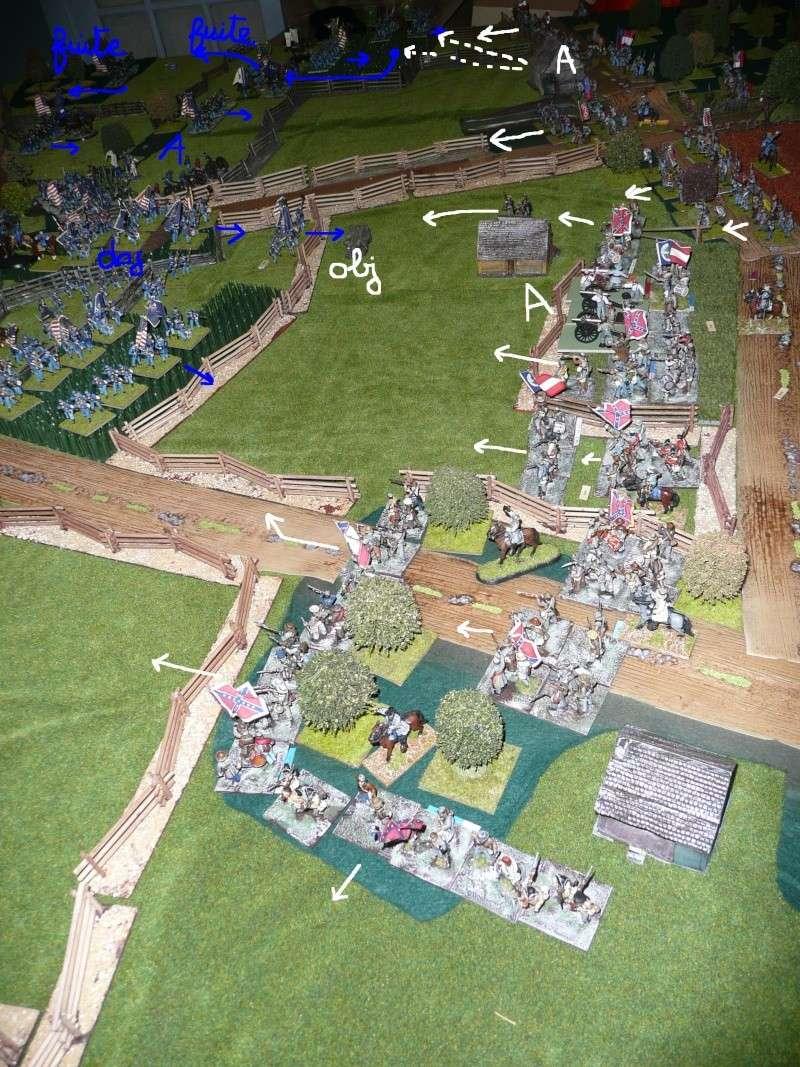 nouvelle bataille à Boonsboro, 14 septembre 1862 après midi (tour 8) P1040122