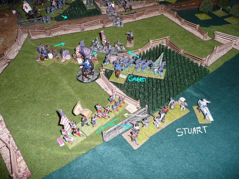 nouvelle bataille à Boonsboro, 14 septembre 1862 après midi (tour 8) P1040134