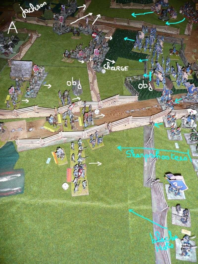 nouvelle bataille à Boonsboro, 14 septembre 1862 après midi (tour 8) P1040137