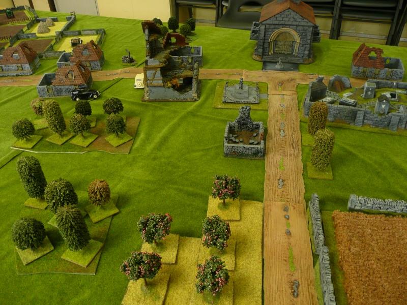 compte rendu des combats RoE du week end des 4 & 5 décembre 2008 à Montgeron P1040159