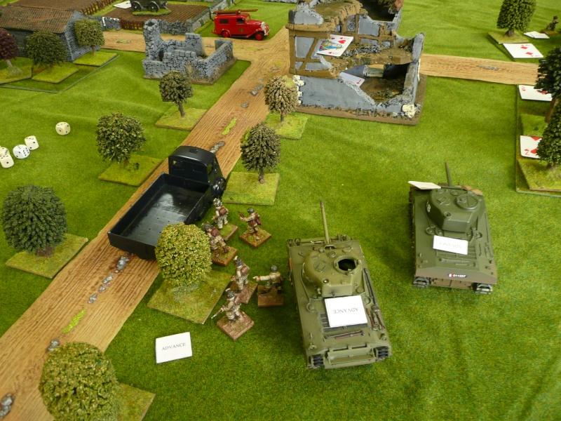 compte rendu des combats RoE du week end des 4 & 5 décembre 2008 à Montgeron P1040161