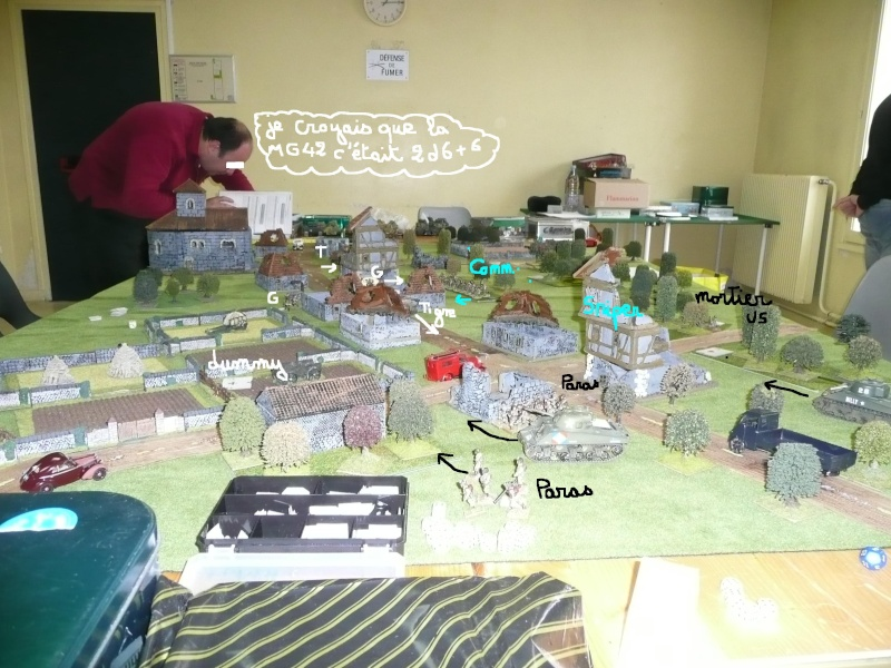 compte rendu des combats RoE du week end des 4 & 5 décembre 2008 à Montgeron P1040163