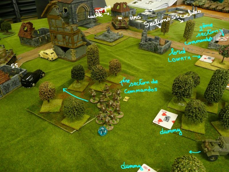 compte rendu des combats RoE du week end des 4 & 5 décembre 2008 à Montgeron P1040165