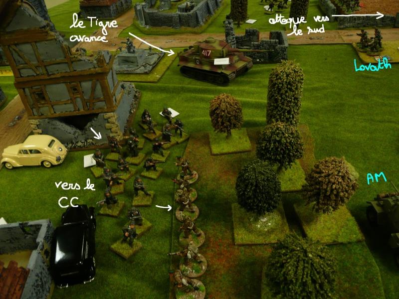 compte rendu des combats RoE du week end des 4 & 5 décembre 2008 à Montgeron P1040172