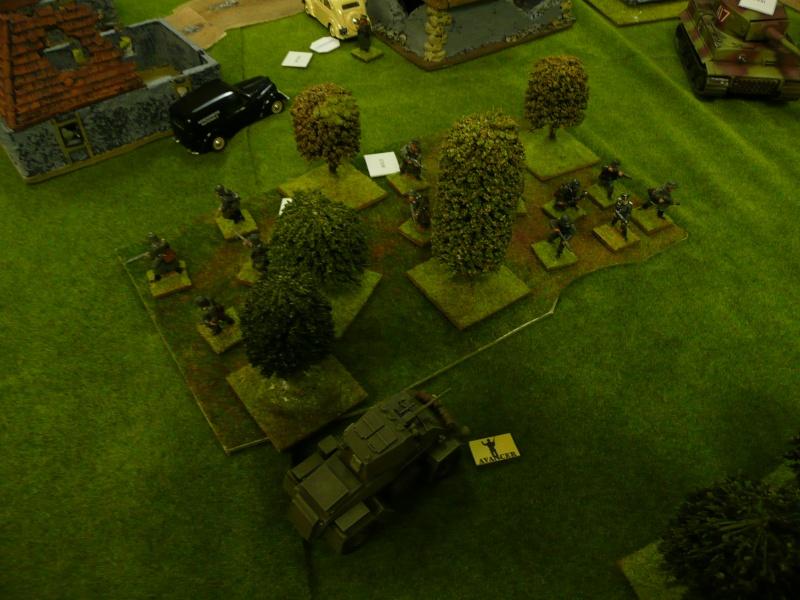 compte rendu des combats RoE du week end des 4 & 5 décembre 2008 à Montgeron P1040174