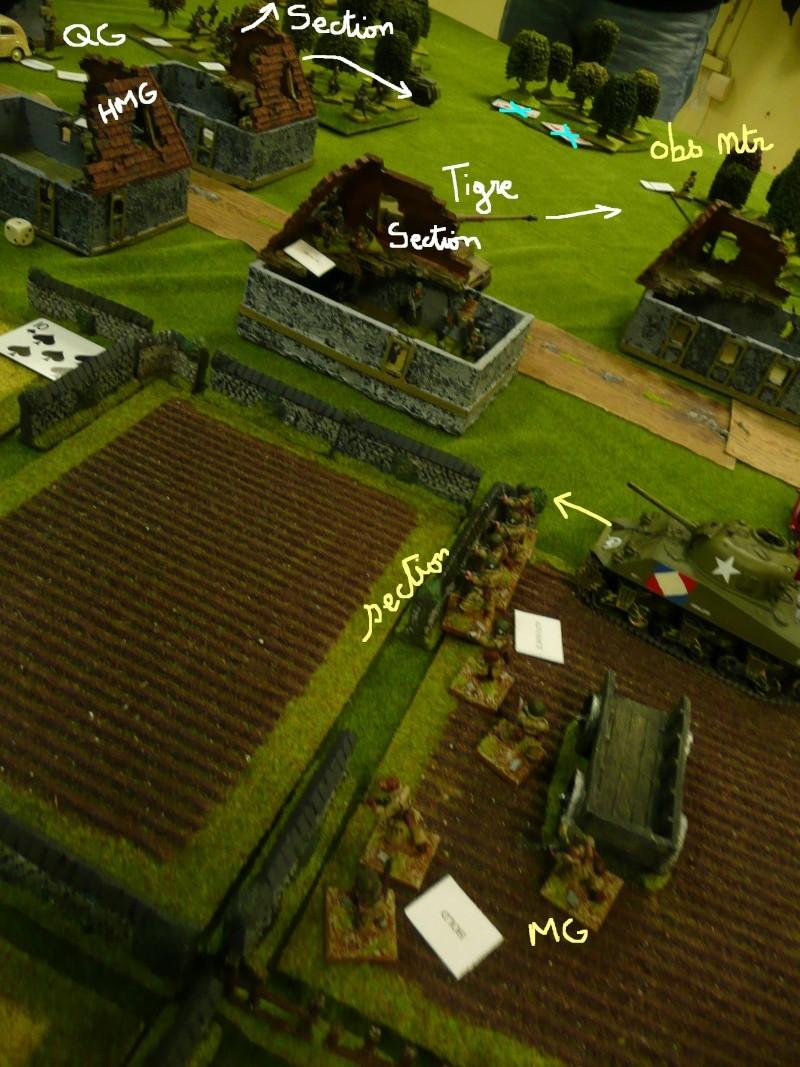compte rendu des combats RoE du week end des 4 & 5 décembre 2008 à Montgeron P1040179